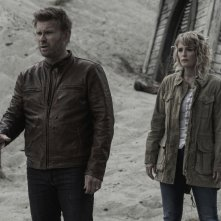 Supernatural: Samantha Smith e Mark Pellegrino nella stagione tredici
