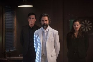 Supernatural: Jeffrey Vincent Parise nella stagione tredici