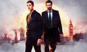 Hard Sun: il trailer del cop thriller apocalittico BBC con Jim Sturgess e Agyness Deyn