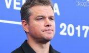 Ocean's 8: una petizione chiede che Matt Damon sia rimosso dal film