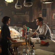 C'era una volta: una scena con Lana Parrilla nella settima stagione della serie