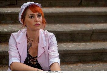 Come un gatto in tangenziale: Paola Cortellesi in un momento del film