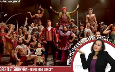 The Greatest Showman: video recensione
