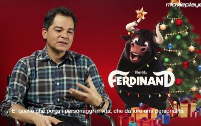 Ferdinand - intervista a Carlos Saldanha