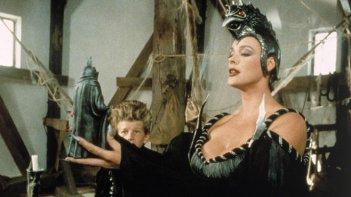 Brigitte Nielsen in Fantaghirò