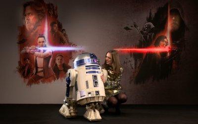 """""""Che la Forza sia con te"""": la nostra intervista a R2-D2"""