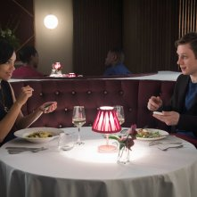 Black Mirror: Joe Cole e Georgina Campbell  nell'episodio Hang the DJ