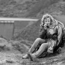 Black Mirror: Maxine Peake in una scena dell'episodio Metalhead