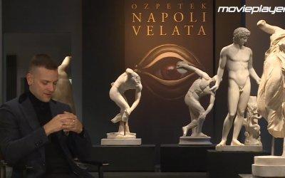 Napoli velata: Video intervista a Alessandro Borghi