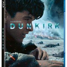 La cover del blu-ray di Dunkirk