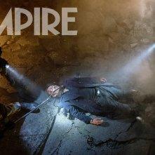 X-Men: Dark Phoenix, Michael Fassbender in una foto del film
