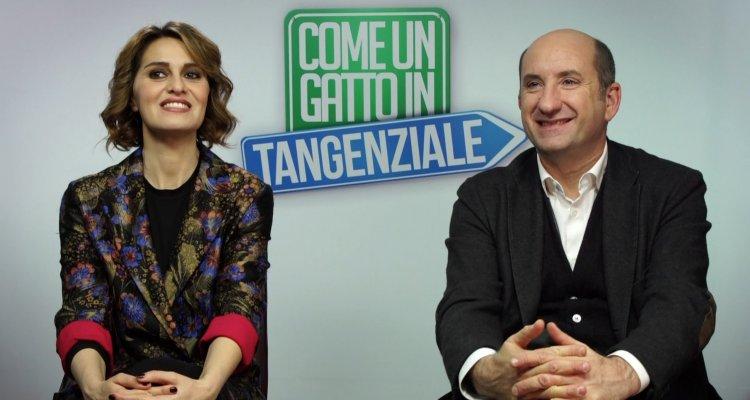 Come Un Gatto In Tangenziale Video Intervista Ad Antonio Albanese E