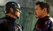 Avengers: Infinity War, Robert Downey Jr. anticipa una svolta nella relazione tra Iron Man e Capitan America