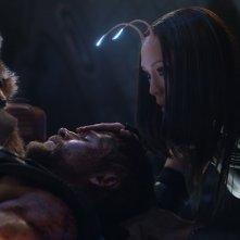 Avengers: Infinity War, Rocket e Mantis insieme a Thor