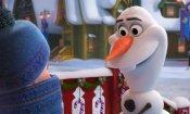 Frozen: Le Avventure di Olaf, due clip tratte dal corto natalizio