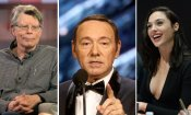 Le 15 star più discusse del 2017: da Kevin Spacey a Stephen King
