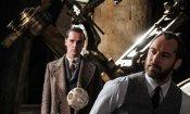 Animali Fantastici: I crimini di Grindelwald, Silente in una nuova foto del film