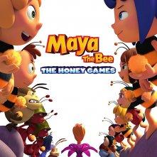 Locandina di L'Ape Maia - Le Olimpiadi di miele