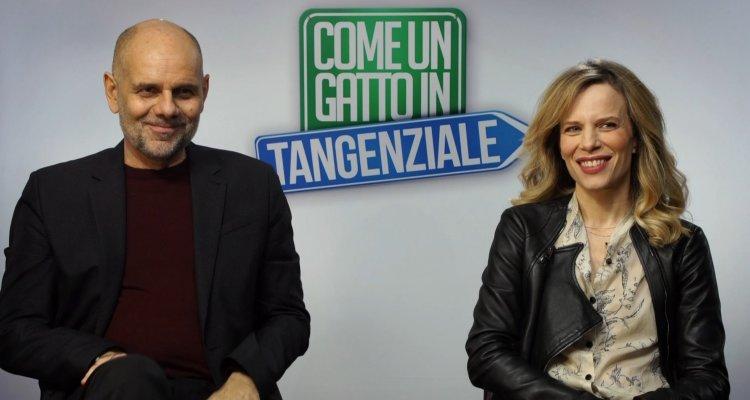 Come Un Gatto In Tangenziale Video Intervista A Sonia Bergamasco E