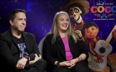 """Coco, il regista Lee Unkrich: """"Il film che mi ha fatto piangere di più è The Tree of Life di Malick"""""""