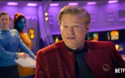 Black Mirror: nello spazio con Charlie Brooker in USS Callister