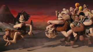Early Man: una scena del film