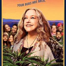 Disjointed: un poster della serie Netflix