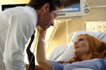 X-Files: David Duchovny insieme a Gillian Anderson nella premiere della undicesima stagione