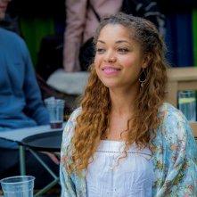 Lovesick: Antonia Thomas durante una scena della terza stagione