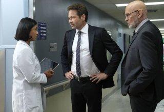 X-Files: David Duchovny e Mitch Pileggi nella premiere della undicesima stagione