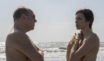 Benedetta follia: Ilenia Pastorelli e Carlo Verdone in un'immagine del film