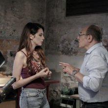 Benedetta follia: Ilenia Pastorelli e Carlo Verdone in un momento del film