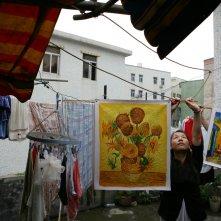 Alla ricerca di Van Gogh: una scena del documentario