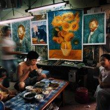 Alla ricerca di Van Gogh: una scena tratta dal documentario