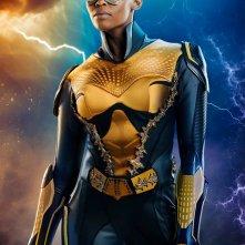 Black Lightning: Nafessa Williams nei panni di Thunder