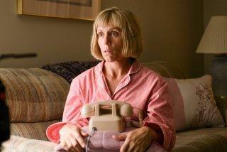 Burn After Reading - A prova di spia: Frances McDormand in una scena del film