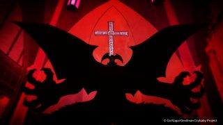 Devilman: Crybaby. Un'immagine della serie