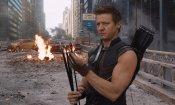 """Avengers 4, Jeremy Renner celebra la fine delle riprese: """"Non un addio, solo un arrivederci"""""""