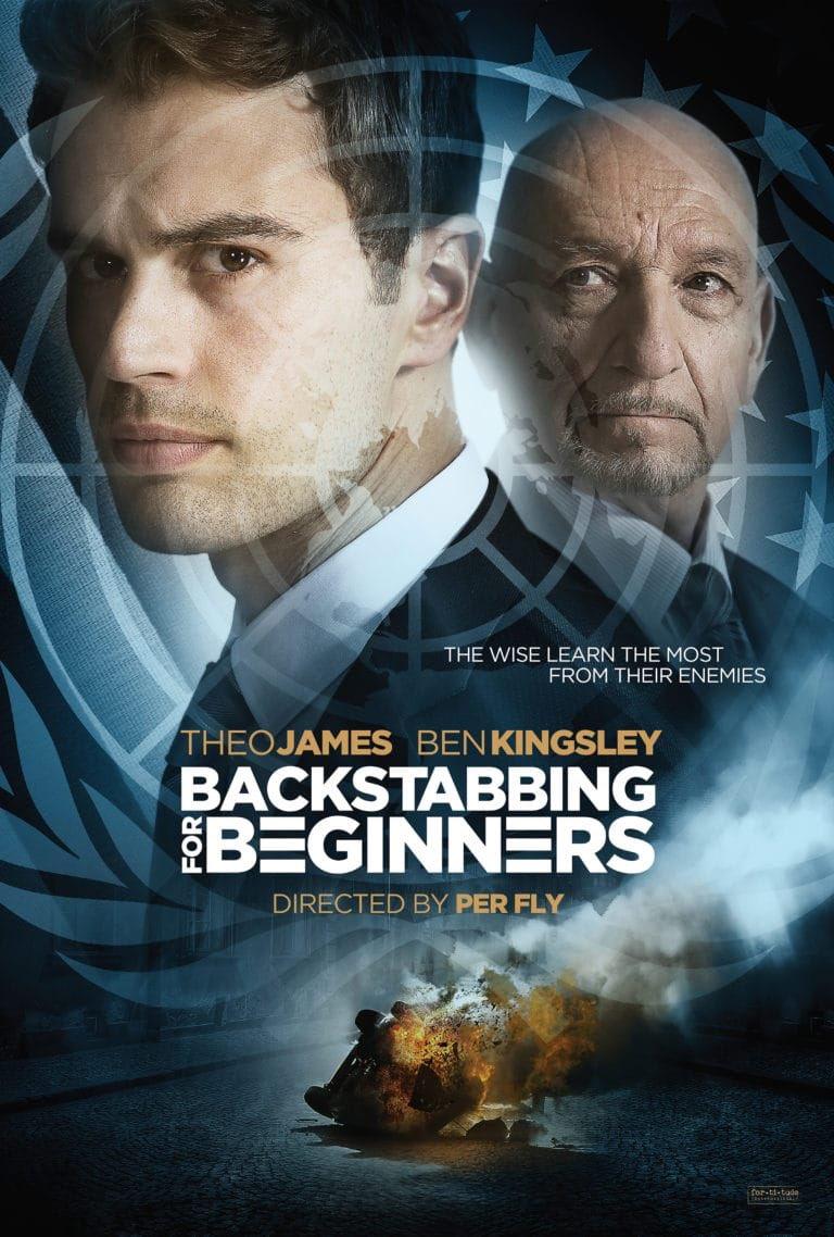 Backstabbing For Beginners International Poster 1
