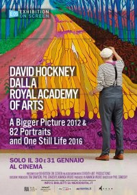 David Hockney dalla Royal Academy of Arts in streaming & download