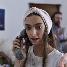 Edhel: Gaia Forte sul set del film