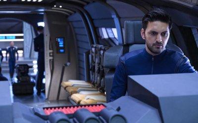"""Star Trek Discovery, Shazad Latif ed il suo """"ruolo eccitante ma anche spaventoso"""""""