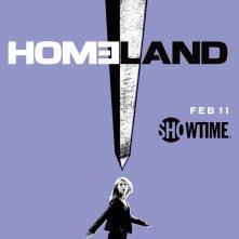 Homeland: un poster della stagione 7