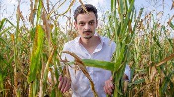 Il vegetale: Fabio Rovazzi sul set del film