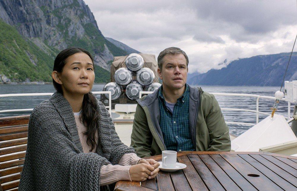 Downsizing Hong Chau Matt Damon