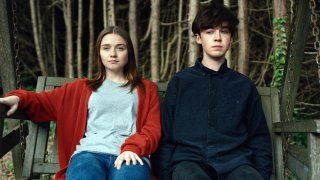 The End of the F***ing World: i protagonisti della serie
