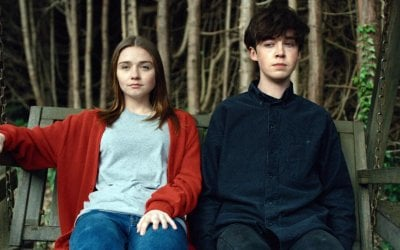 The End of the F***ing World: giovani, carini e disturbati