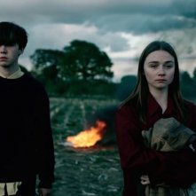 The End of the F***ing World: Alex Lawhter e Jessica Barden in una foto della serie