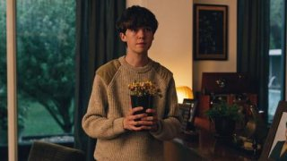 The End of the F***ing World: Alex Lawther interpreta James