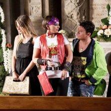 Finalmente sposi: Enzo Iuppariello e Monica Lima in una scena del film